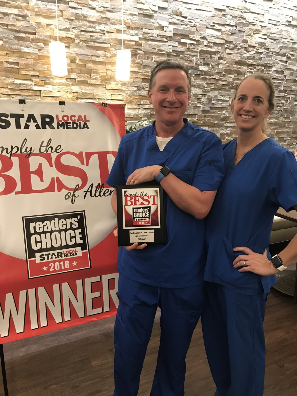 local star media readers choice